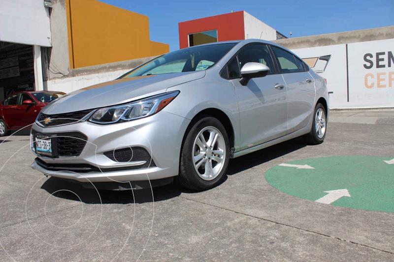 Chevrolet Cruze LS  usado (2018) color Plata Dorado precio $240,000
