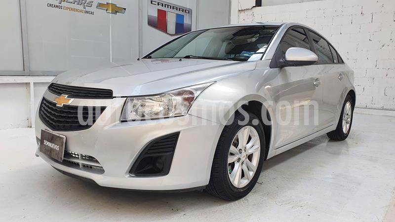 Chevrolet Cruze LS Aut usado (2013) color Plata Dorado precio $130,000