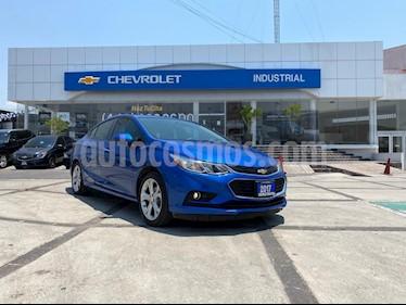 Chevrolet Cruze LT Aut usado (2017) color Azul Cobalto precio $239,000