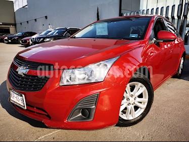 Chevrolet Cruze LS  usado (2013) color Rojo Metalizado precio $130,000