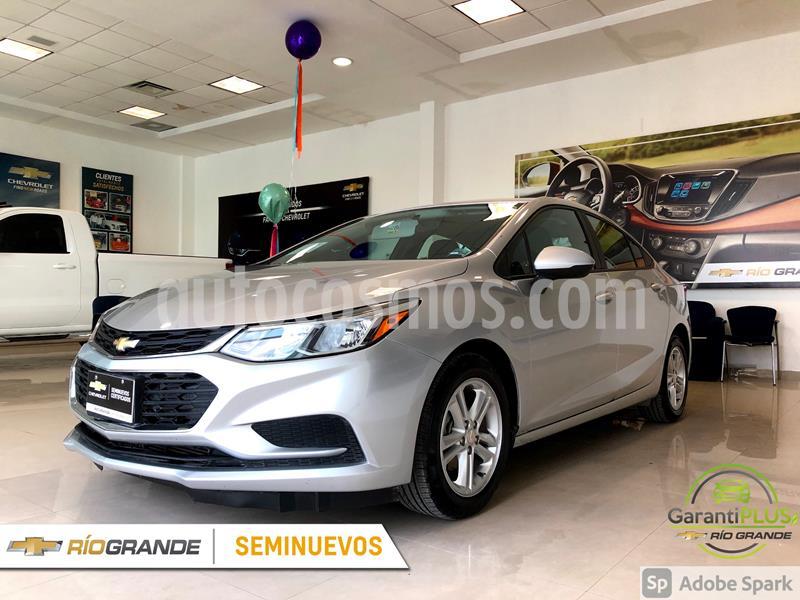 Chevrolet Cruze LS Aut usado (2017) color Plata Dorado precio $215,000