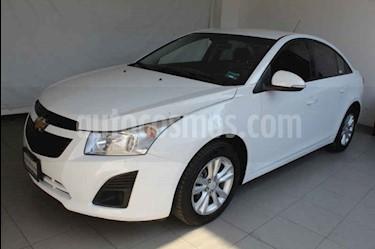Chevrolet Cruze LS  usado (2014) color Blanco precio $159,000