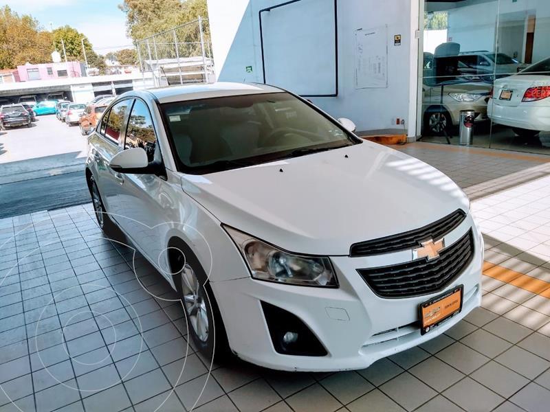 Foto Chevrolet Cruze LS Aut usado (2014) color Blanco precio $130,000