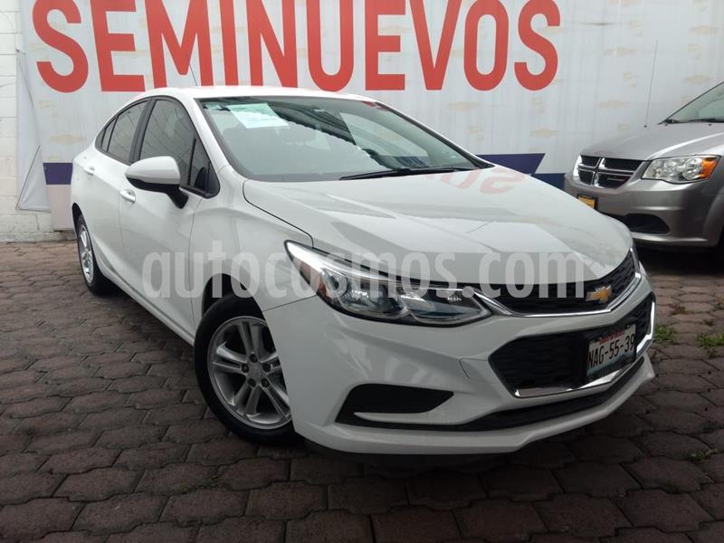 Chevrolet Cruze LS Aut usado (2017) color Blanco precio $205,000