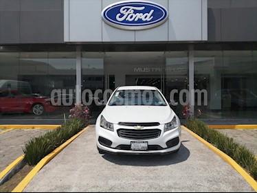 Chevrolet Cruze LS TA usado (2016) color Blanco precio $145,000
