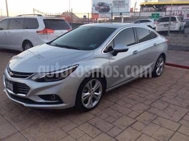 foto Chevrolet Cruze Premier Aut usado (2017) color Plata precio $295,000