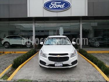 Chevrolet Cruze LS TM usado (2016) color Blanco precio $144,000