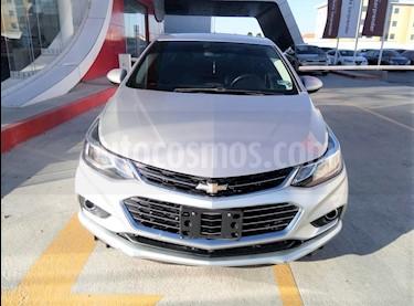 Chevrolet Cruze LT Piel Aut usado (2017) color Plata precio $250,000