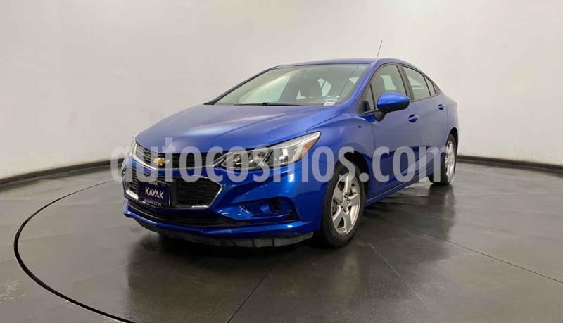 Chevrolet Cruze LS  usado (2017) color Azul precio $214,999