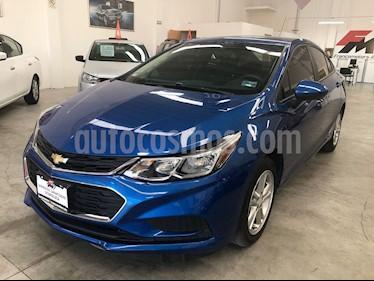 Chevrolet Cruze LTZ Turbo Aut usado (2017) color Azul precio $230,000