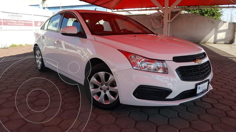 Foto Chevrolet Cruze LS usado (2016) color Blanco precio $159,000