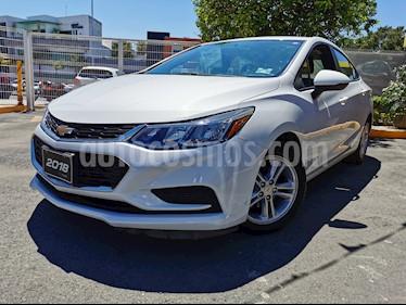 Chevrolet Cruze LS  usado (2018) color Blanco precio $240,000