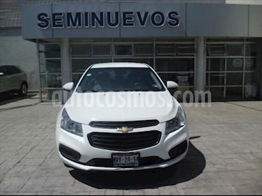 Chevrolet Cruze LS  usado (2015) color Blanco precio $130,000