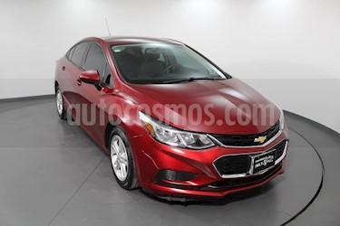 Chevrolet Cruze LS  usado (2018) color Rojo precio $219,900