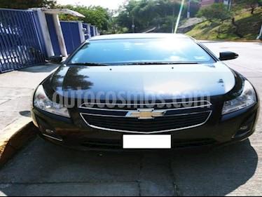 Chevrolet Cruze 4P LT TA CD BA BLUETOOTH F. NIEBLA RA-17 usado (2014) precio $145,000