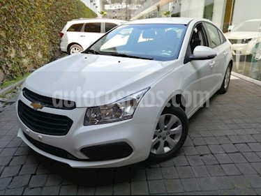 Chevrolet Cruze 4P LS AT CD BA RA-16 usado (2016) color Amarillo precio $160,000