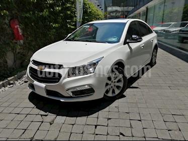 Chevrolet Cruze LT Aut usado (2016) color Blanco precio $214,600