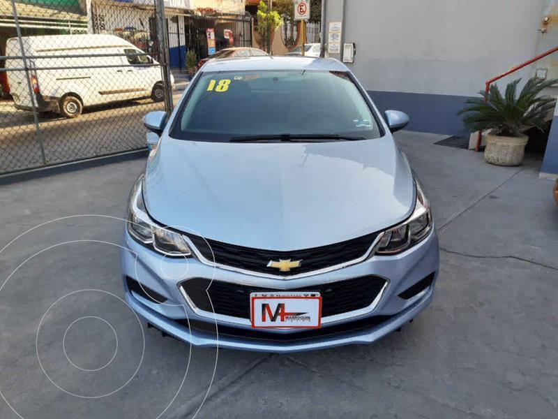 Foto Chevrolet Cruze LS Aut usado (2018) color Plata precio $239,000