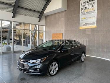 Chevrolet Cruze Premier Aut usado (2018) color Gris precio $289,000