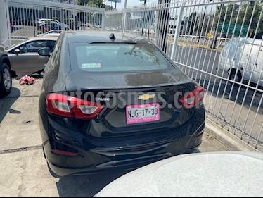 Chevrolet Cruze LS  usado (2019) color Negro precio $229,900