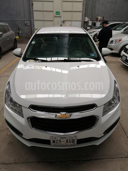 Chevrolet Cruze LS Aut usado (2016) color Blanco Galaxia precio $150,000