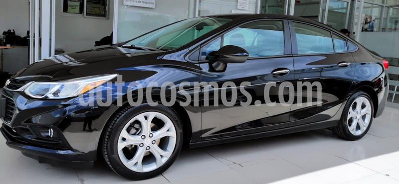 Chevrolet Cruze LT Aut usado (2017) color Negro precio $230,000