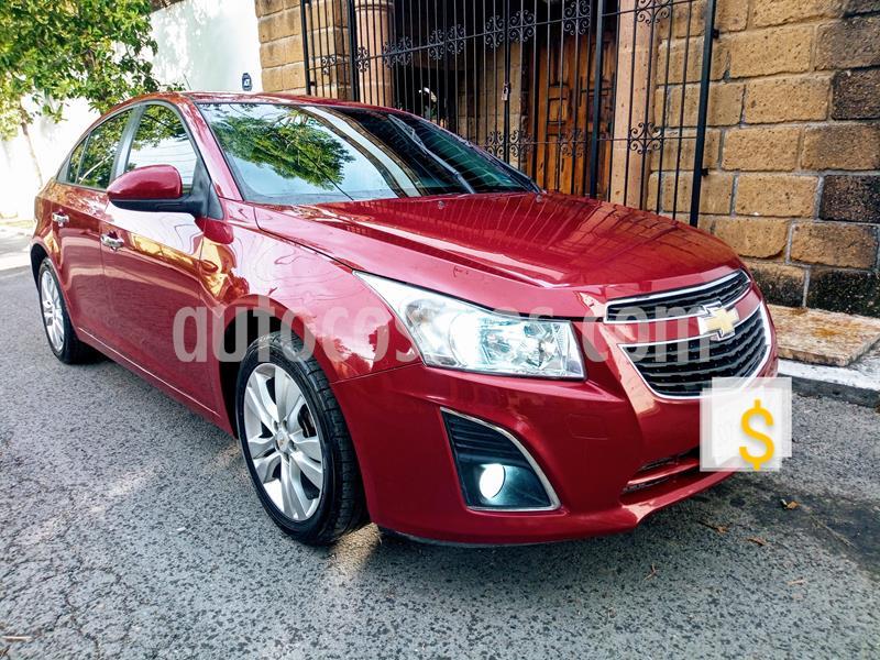 Chevrolet Cruze LS Aut usado (2013) color Rojo Metalizado precio $122,900