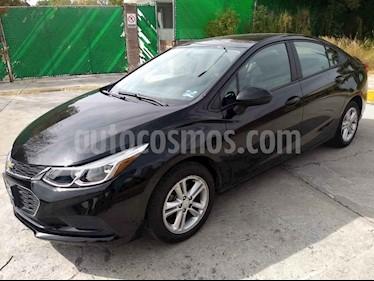 Chevrolet Cruze LS Aut usado (2017) color Negro precio $217,000