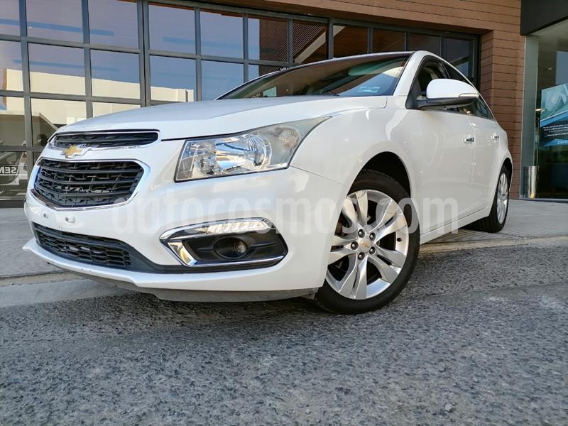 Chevrolet Cruze LT  usado (2016) color Blanco Galaxia precio $172,000