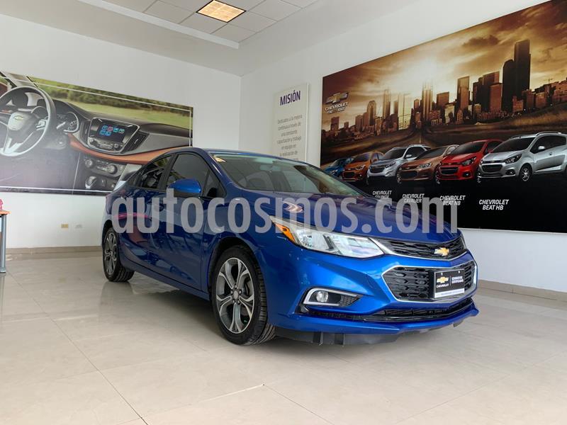 Chevrolet Cruze LS  usado (2017) color Azul precio $210,000