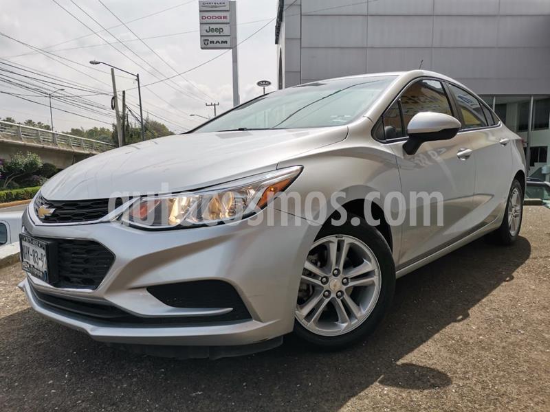 Chevrolet Cruze LS  usado (2018) color Plata Dorado precio $220,000