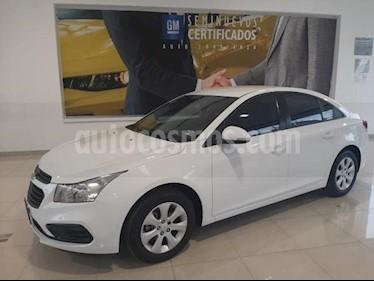 Chevrolet Cruze 4P LS TURBO TM6 BA RA-16 usado (2016) color Blanco precio $159,900