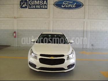 Chevrolet Cruze LT Aut usado (2016) color Blanco precio $155,000
