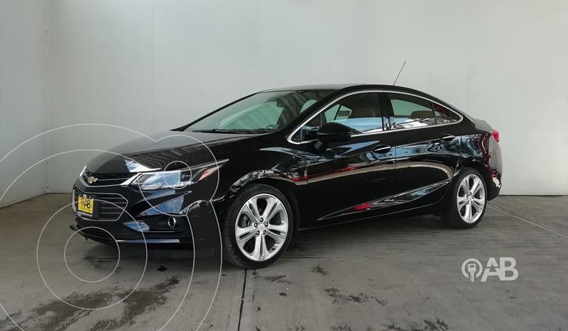 Foto Chevrolet Cruze Premier Aut usado (2018) color Negro precio $320,000