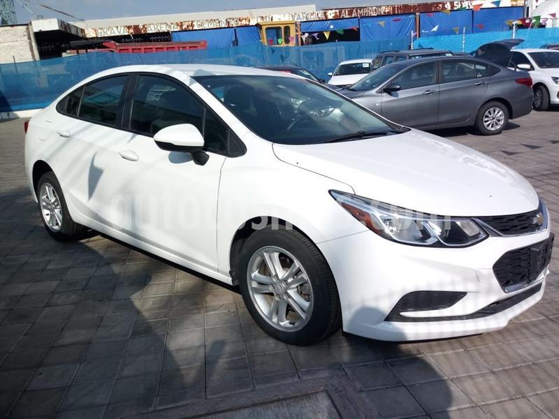 Chevrolet Cruze LS Aut usado (2017) color Blanco precio $233,000