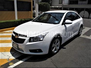 Chevrolet Cruze LT  usado (2012) color Blanco Galaxia precio $119,900