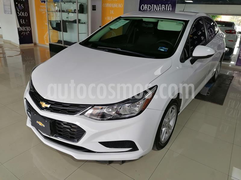 Chevrolet Cruze LS Aut usado (2017) color Blanco precio $225,000