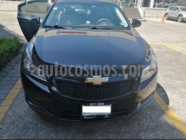 Chevrolet Cruze 4P LT AT CD RA-16 usado (2012) color Negro precio $109,000
