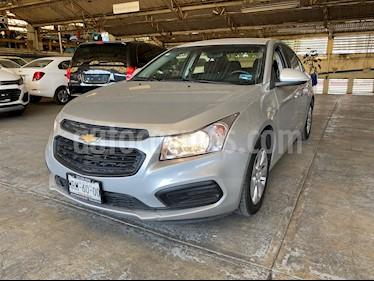 Chevrolet Cruze LS Aut usado (2016) color Gris Acero precio $149,000