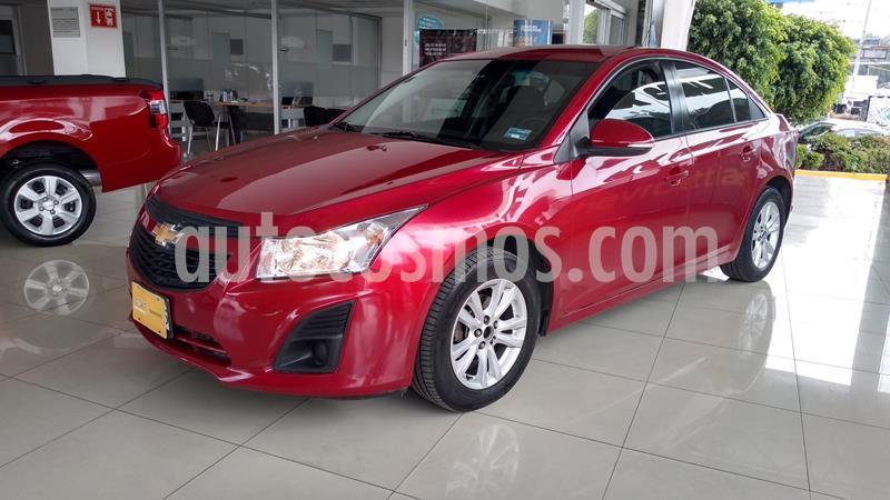 Chevrolet Cruze LS Aut usado (2014) color Rojo precio $137,000