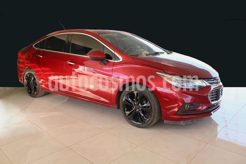 Chevrolet Cruze Premier Aut usado (2017) color Rojo Cobrizo precio $255,000
