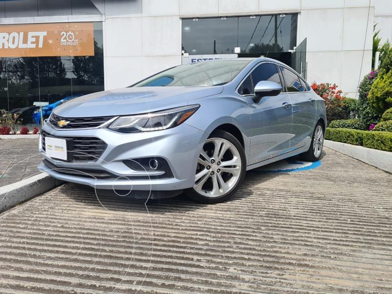 Foto Chevrolet Cruze Premier Aut usado (2018) color Azul Acero precio $279,000