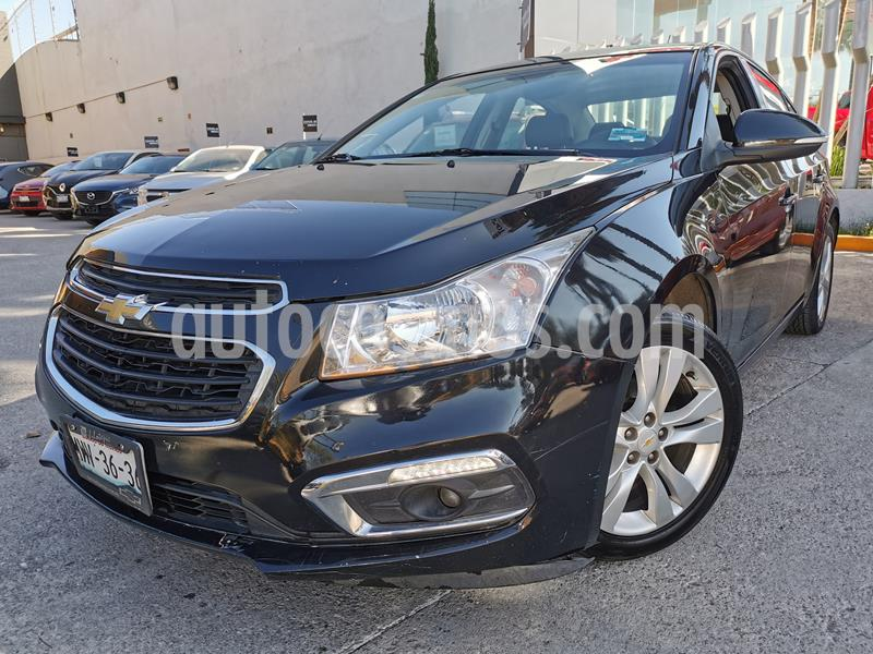 Chevrolet Cruze LT  usado (2016) color Negro precio $165,000
