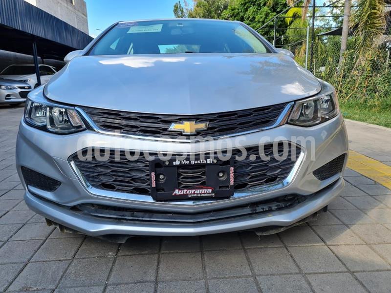 Chevrolet Cruze LS Aut usado (2017) color Plata Dorado precio $233,000