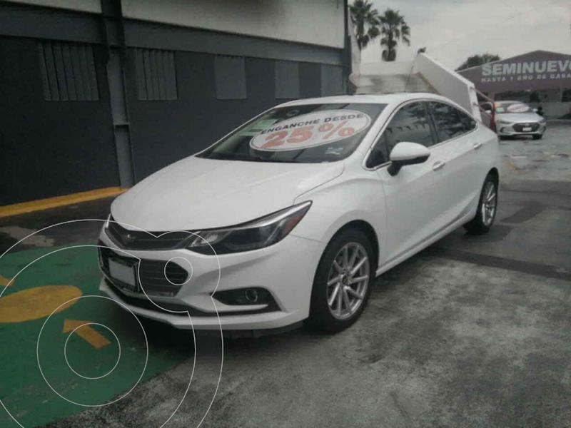 Foto Chevrolet Cruze LS Aut usado (2017) color Blanco precio $255,000