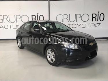 Chevrolet Cruze LS  usado (2010) color Negro precio $95,000
