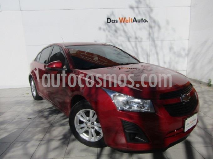 Chevrolet Cruze LS Aut usado (2014) color Rojo Metalizado precio $149,000