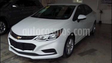 Chevrolet Cruze LS Aut usado (2017) color Blanco precio $235,000