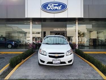 foto Chevrolet Cruze LS  usado (2018) color Blanco precio $136,000