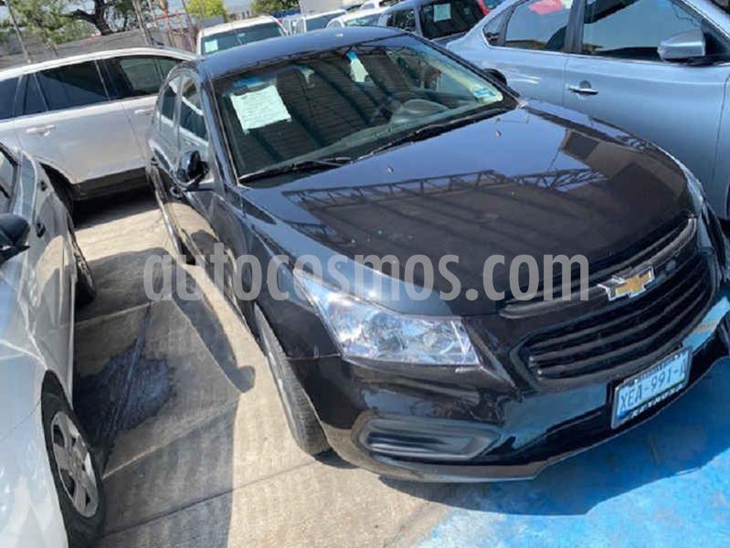 Chevrolet Cruze LS  usado (2016) color Negro precio $169,000